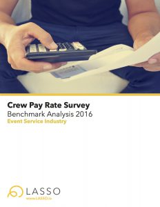 LASSO Crew Pay Rate Survey Results