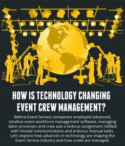Event Crew Management