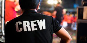 Onsite Crew Management