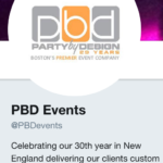 PBD Events