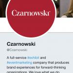 Czarnowski Twitter Page