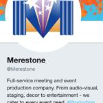 Merestone Twitter