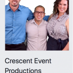 Facebook Crescent Event Productions