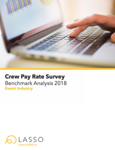 crew pay rate report