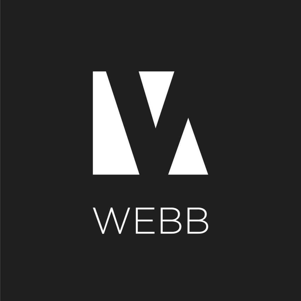 Webb Production Logo