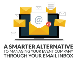 email inbox infographic