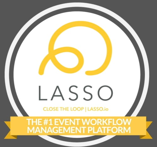 lasso the #1 event workflow management platform
