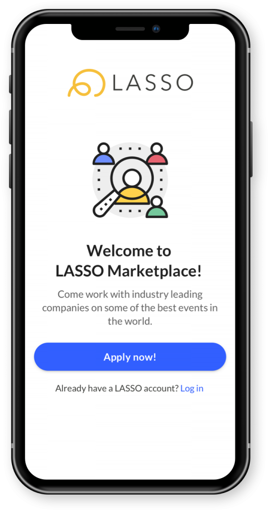 LASSO Marketplace Registration