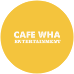 Cafe Wha Entertainment Logo