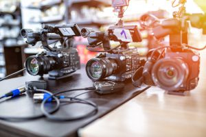 Video production cameras