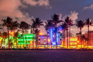 Miami Beach Super Bowl City