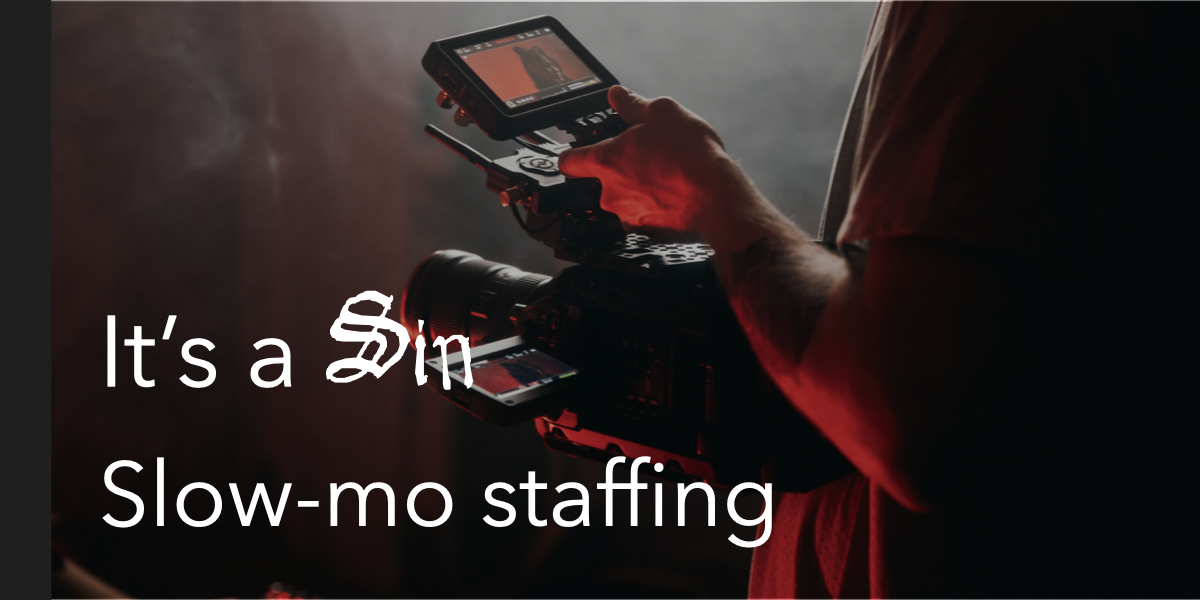 Staff too slowly by LASSO